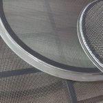 Bonded mesh frames