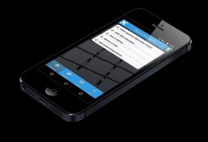 Mobile mesh app